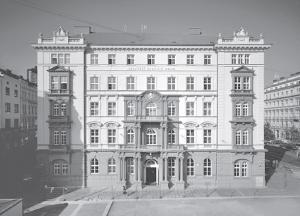Fot. 2. Budynek Naczelnego Sądu Administracyjnego w Brnie.