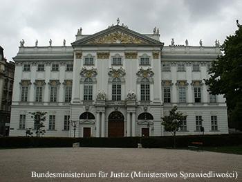 Palais Trautson – barokowy pałac z 1712 r., aktualnie siedziba Ministerstwa Sprawiedliwości Republiki Austrii, Wiedeń